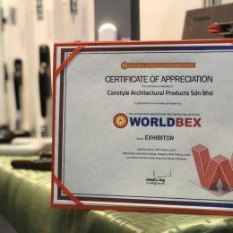 Worldbex Exhibition | 14-18 March 2018
